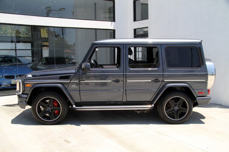 Used-2016-Mercedes-Benz-G-Class-AMG-G63
